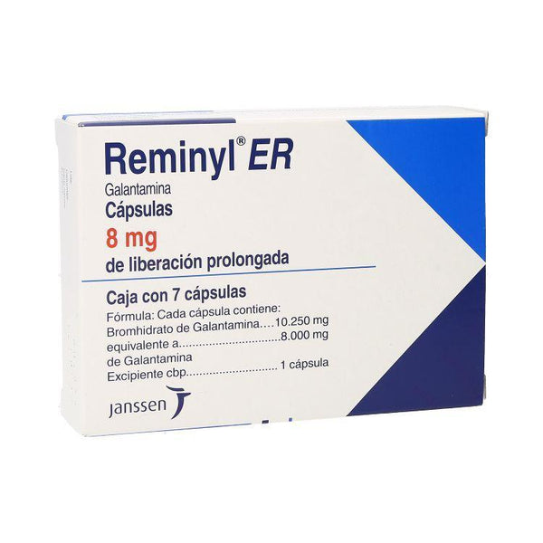 REMINYL ER 8MG CAP C7
