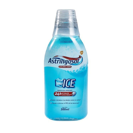 ASTRINGOSOL ICE COOLMINT 300ML