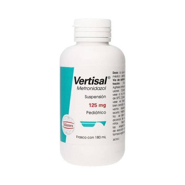 VERTISAL 125MG SUSP 180ML