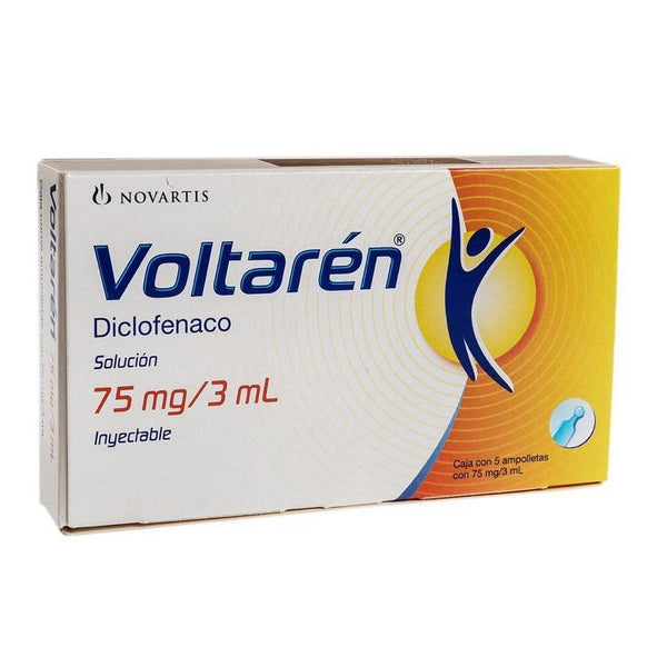 VOLTAREN INY 75MG/3ML AMP C5
