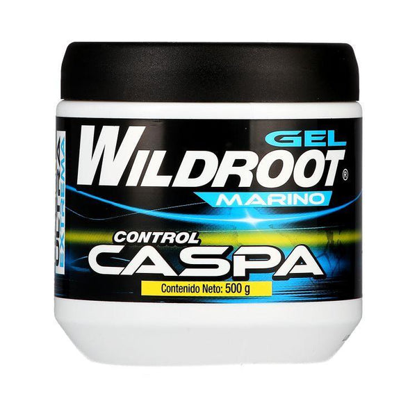 WILDROOT GEL CTROL CASPA 500G