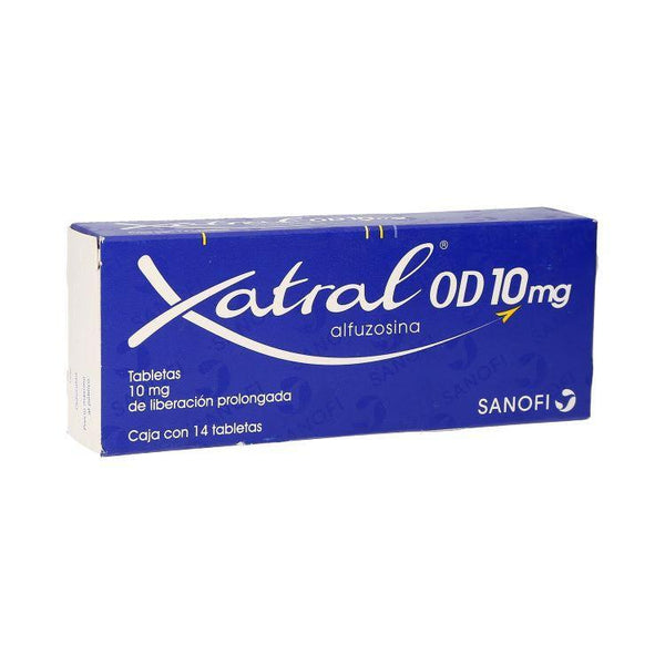XATRAL OD 10MG TAB C14
