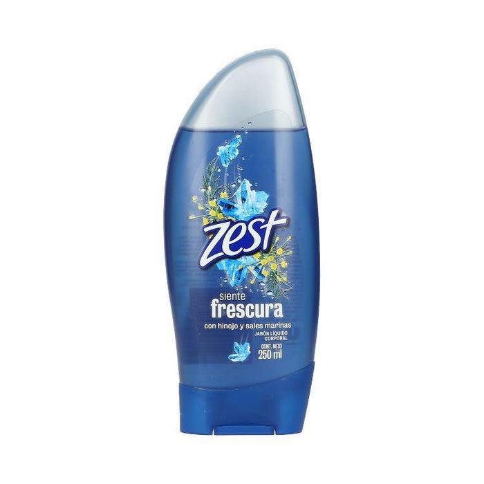 ZEST BW LIQ REFRESC 250ML