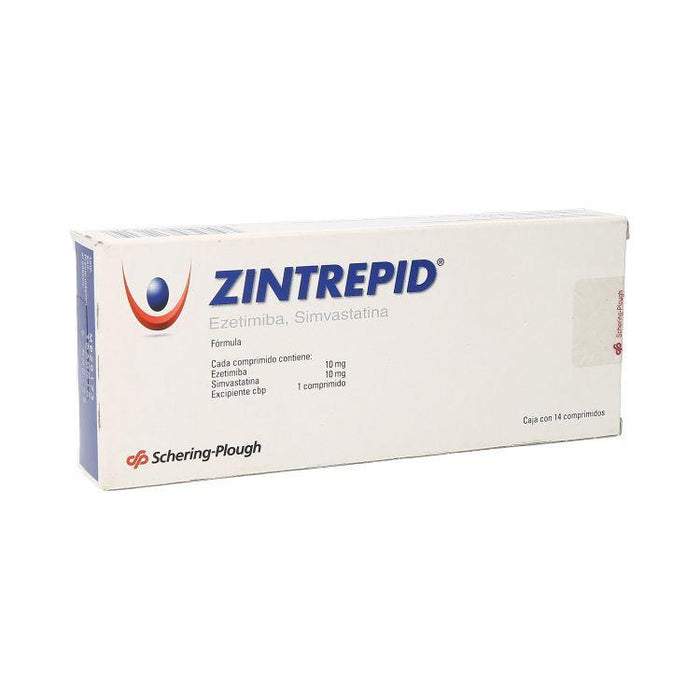 ZINTREPID 10/10MG CPR C14