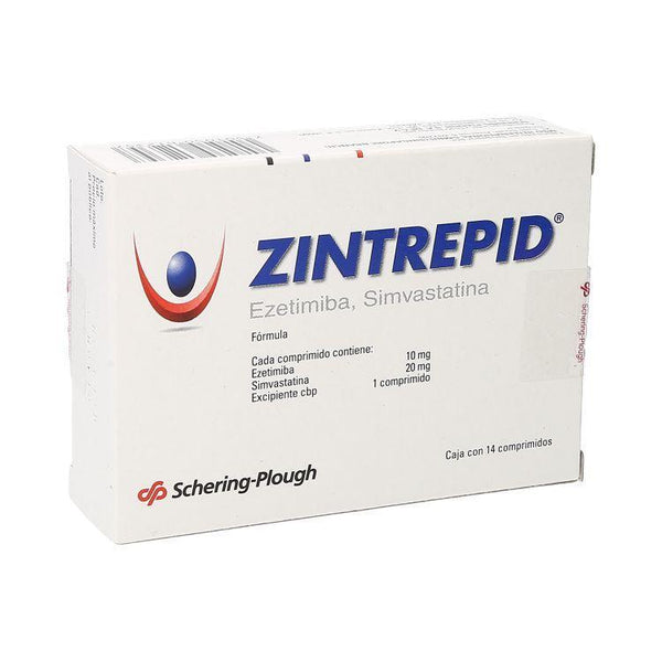 ZINTREPID 10/20MG CPR C14