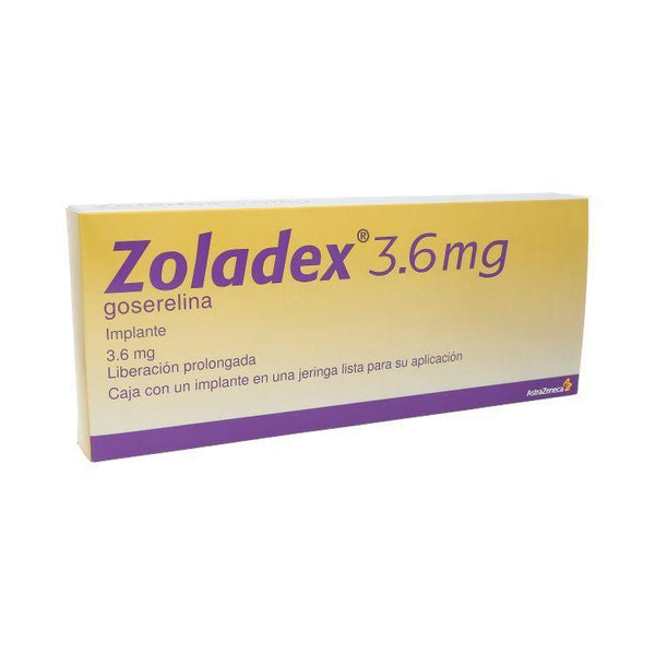 ZOLADEX 3 6MG IMPLANTE C1