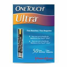 ONE TOUCH ULTRA TIRA REACTIVAS C50