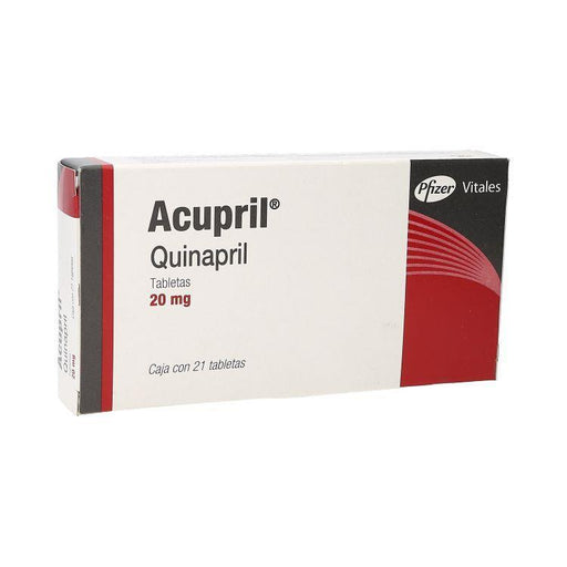 ACUPRIL 20MG GRAG C21