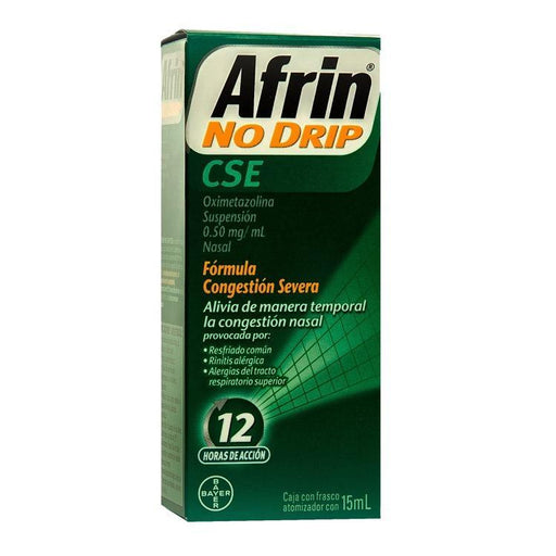 AFRIN NO DRIP CSE SPRY 15ML
