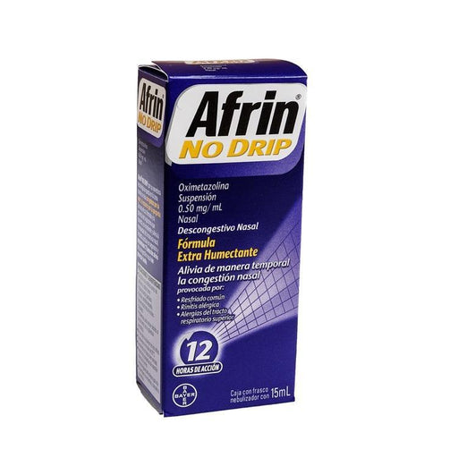 AFRIN NO DRIP EXT HUMECT 15ML