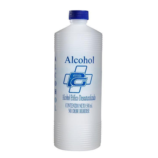 ALCOHOL DESN PG 500ML