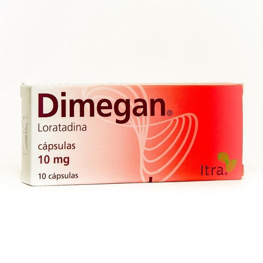 DIMEGAN 10MG CAP C10