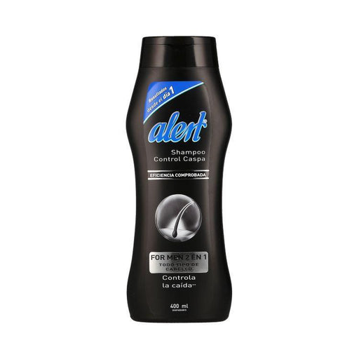 ALERT SH FOR MEN 400ML