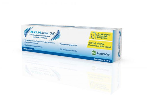 ACCUA ASEPTIC GEL 120gr