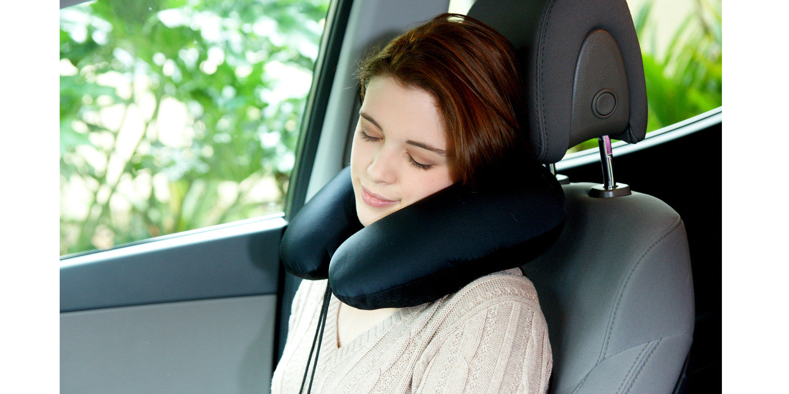 Microbead Travel Pillow