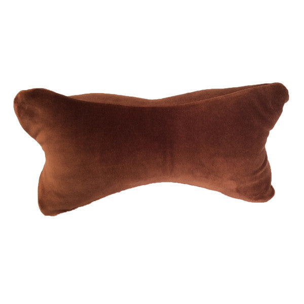 Relaxation Pillow with Removable Velour Cover by Snooztime