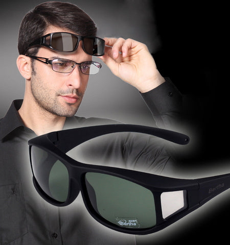 Polarized HD Night Vision Glasses