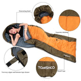 Tomshoo Thermal Hooded Sleeping