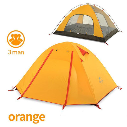 Naturehike 3 Person Camping Tent