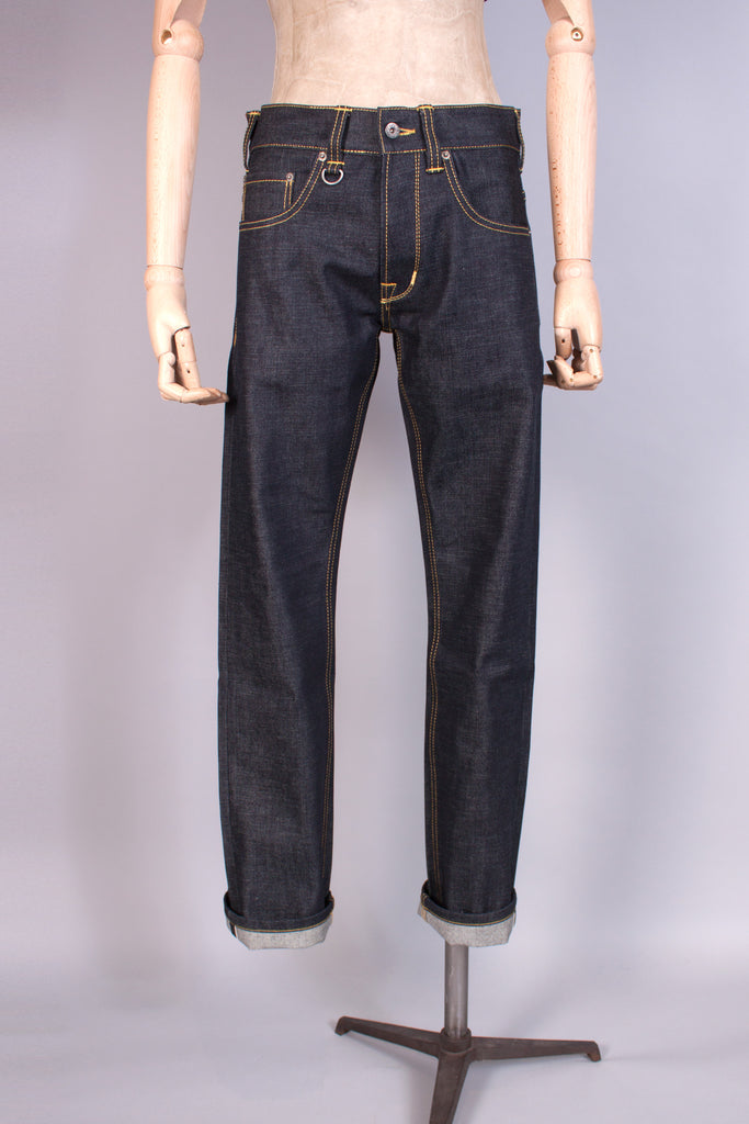 1950s Selvedge Denim Jeans - J. Cosmo Menswear