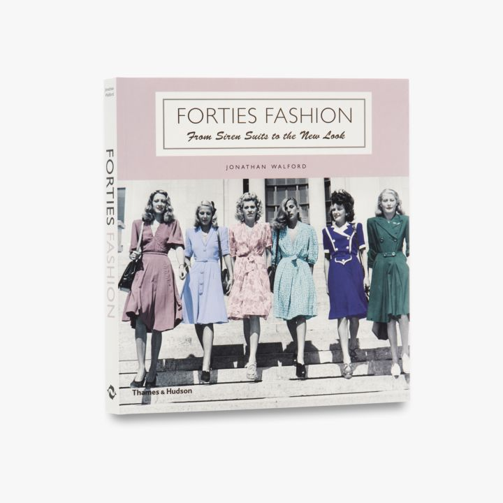 Forties Fashion - J. Cosmo Menswear