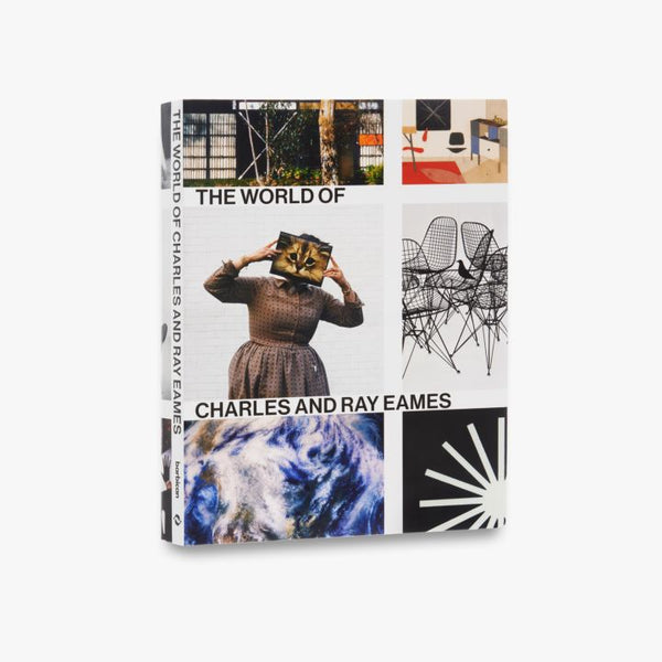 The World of Charles and Ray Eames - J. Cosmo Menswear