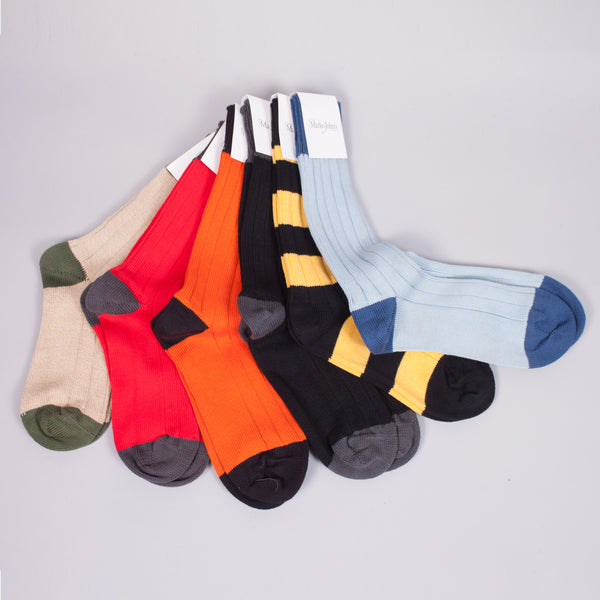 Marko Johns Socks - J. Cosmo Menswear