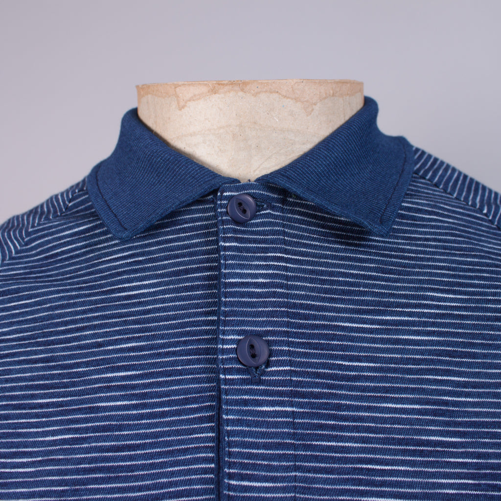Navy Polo Shirt - J. Cosmo Menswear