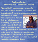 Awakening Christ Consciousness Intensive