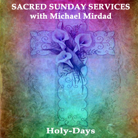 Holy-Days Video Collection (4 DVD Set)