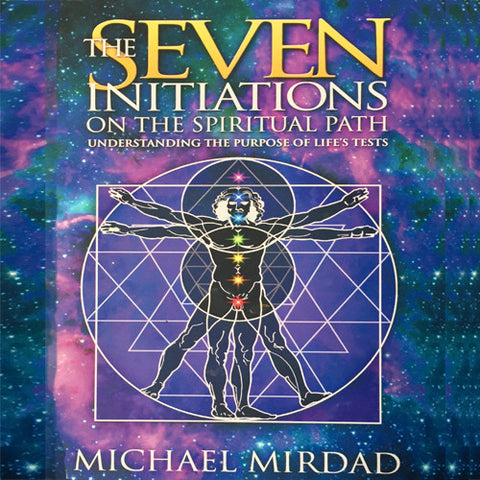 The Seven Initiations on the Spiritual Path Book