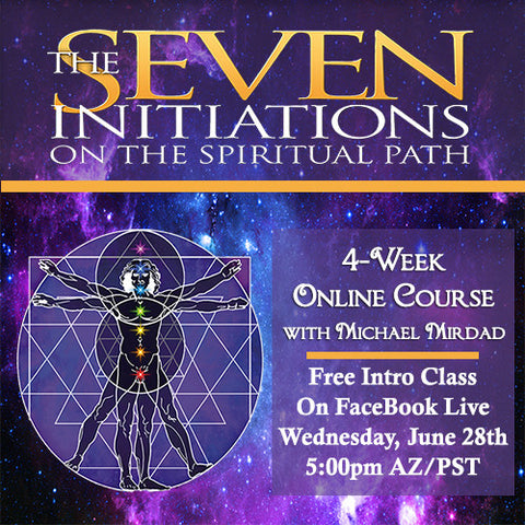 The Seven Initiations on the Spiritual Path Online Course