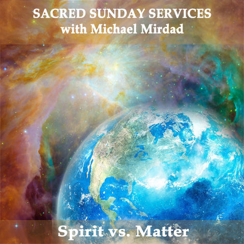 Spirit vs Matter Video Collection (4 DVD Set)