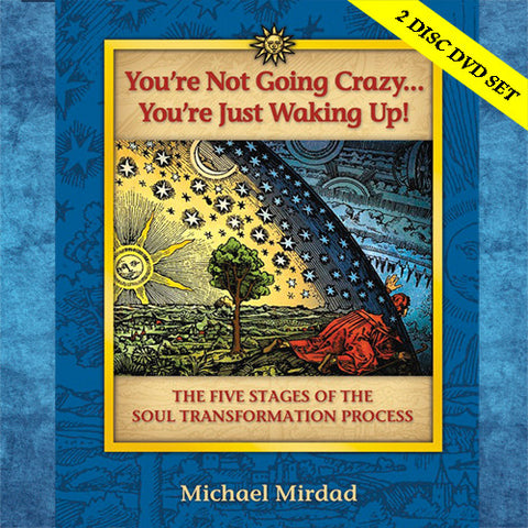 You're Not Going Crazy You're Just Waking Up! Video DVD