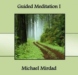 Guided Meditations I CD
