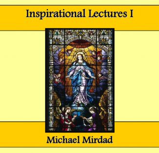 Inspirational Lectures I CD