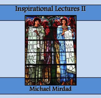 Inspirational Lectures II CD