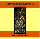 Inspirational Lectures III CD