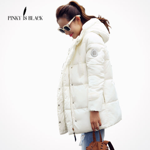Women Long Parkas Winter Coat