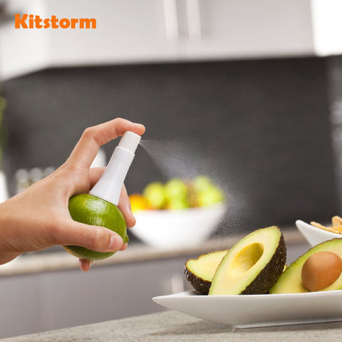 Home Kitchen Gadgets Lemon Sprayer Fruit Juice Citrus Spray Cooking Tools / Accesorios De Cocina / Cozinha Cuisine - Rakupos