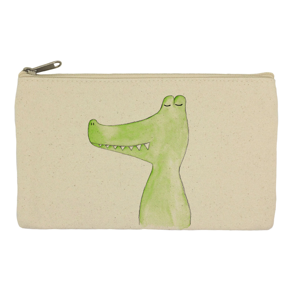 Crocodile pencil case