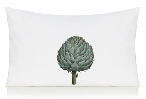 Artichoke pillow case
