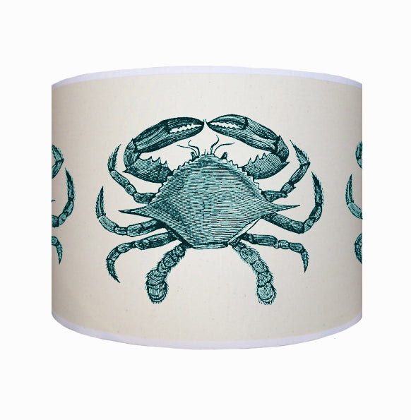 Blue crab shade