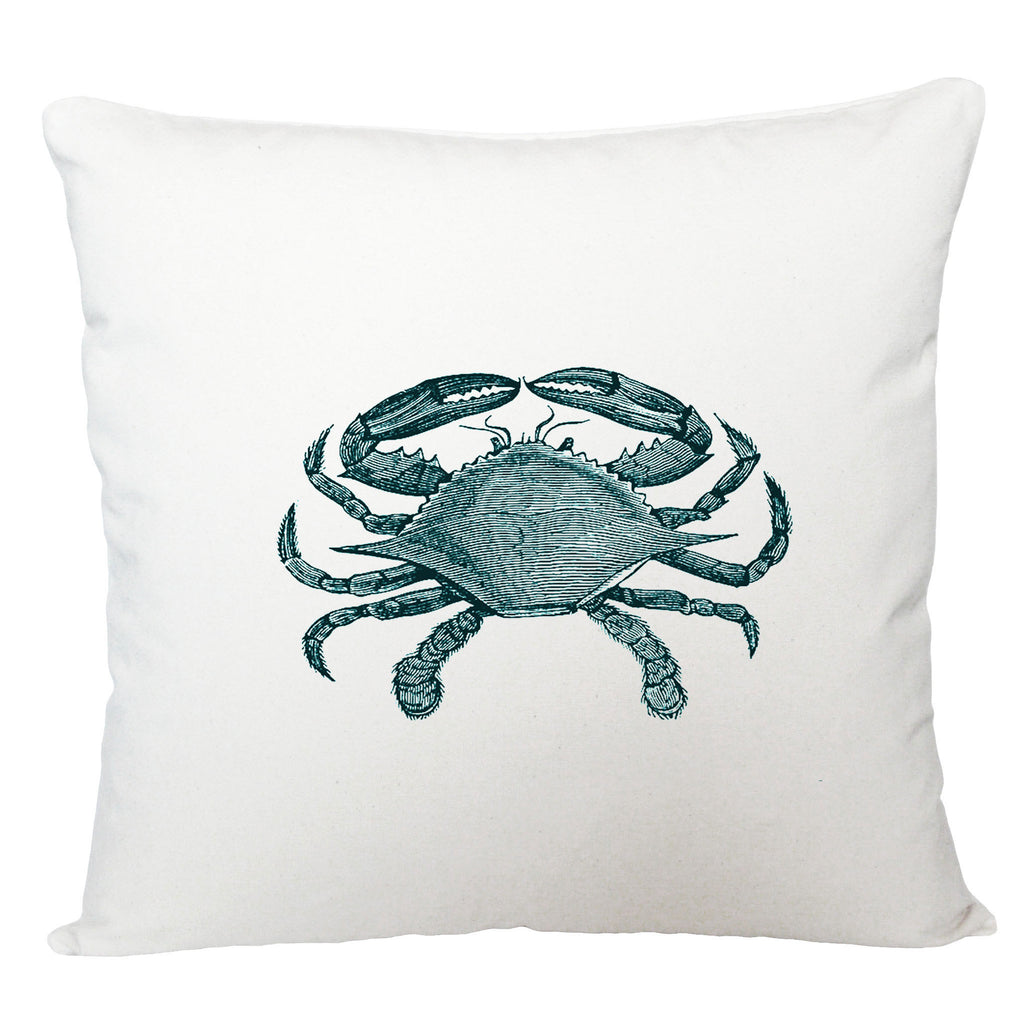 Crab cushion cover