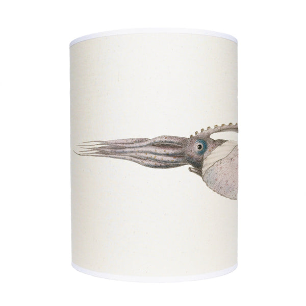 Cuttlefish lamp shade/ ceiling shade