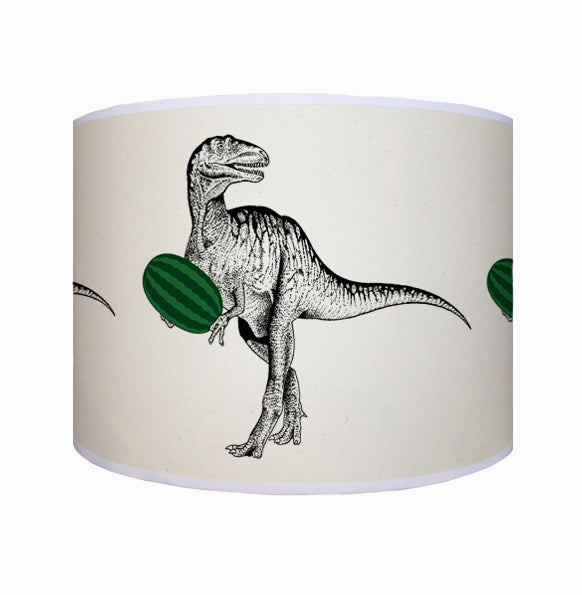 Dirty dinosaur shade