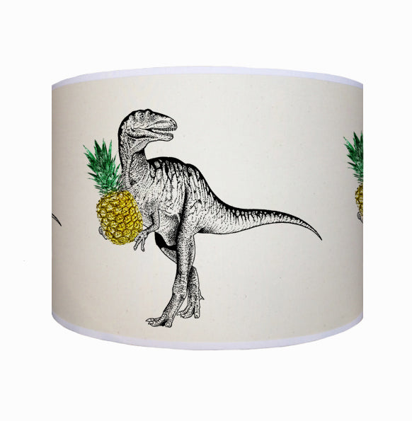T-Rex with pineapple shade