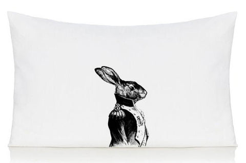 General hare pillow case