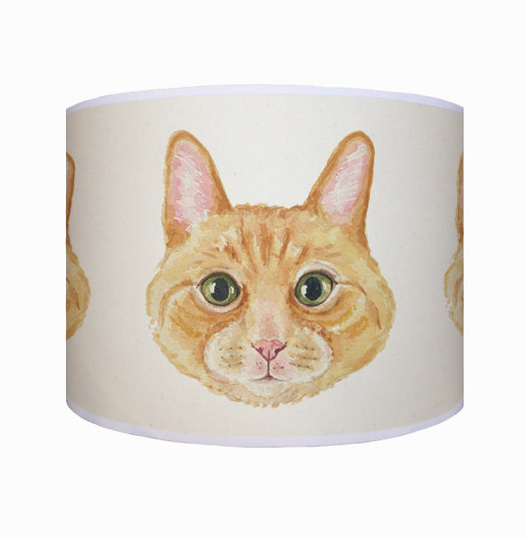 Ginger cat shade