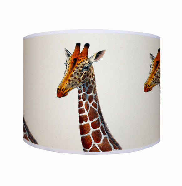 Giraffe head shade